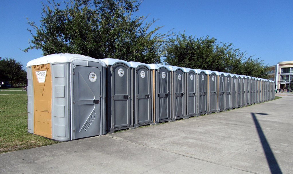 Anderson Rentals Portable Restrooms in Central Florida