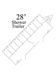 floorplan for shower trailer