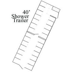 shower trailer outline