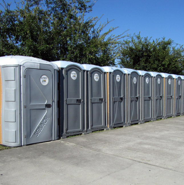 anderson rentals port o potties